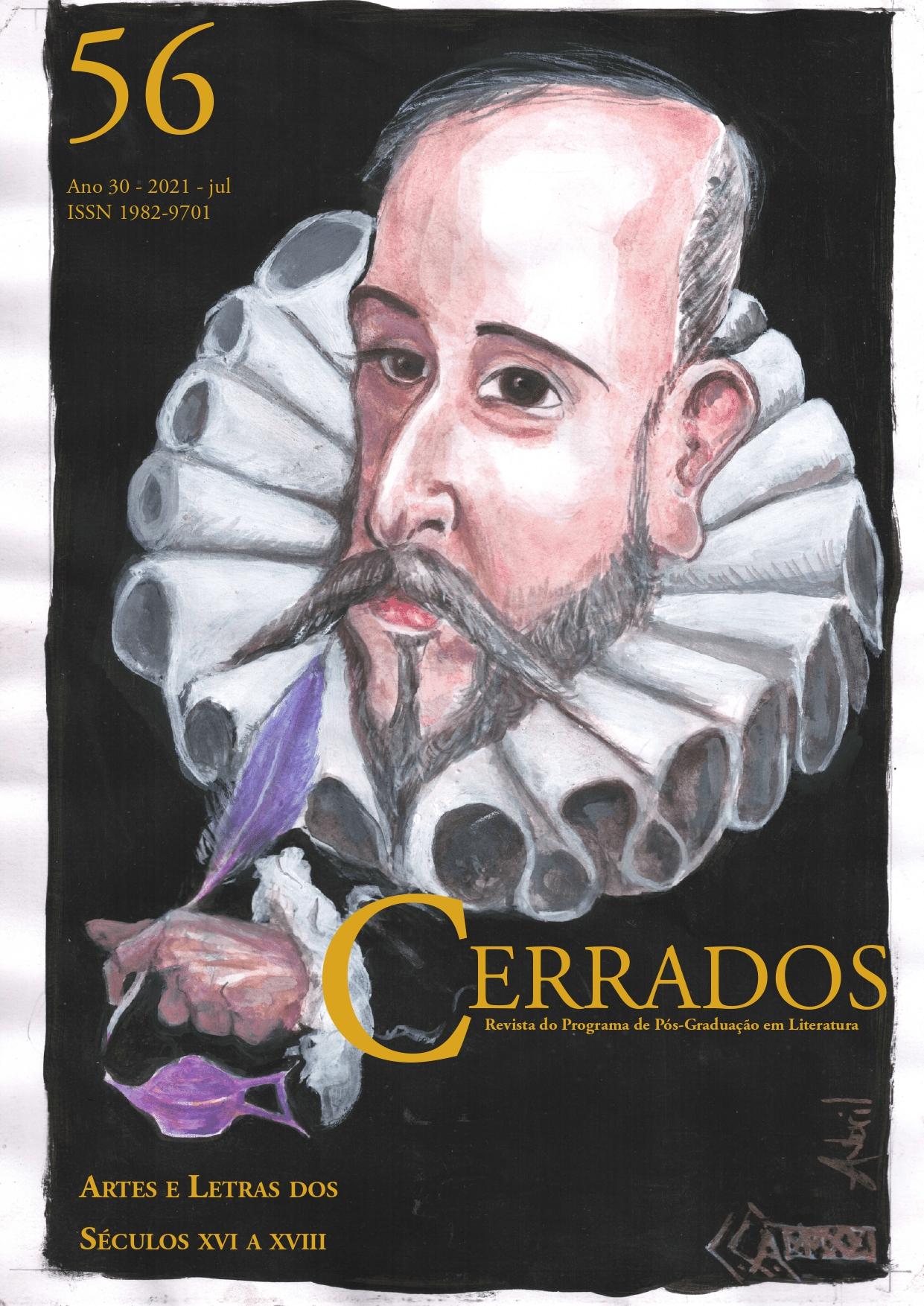 Imagem da capa: Carlos Costa Ávila, Interpretação gráfica de retrato de Góngora I Aquarela e guache, sobre papel, 21cm-29,7cm