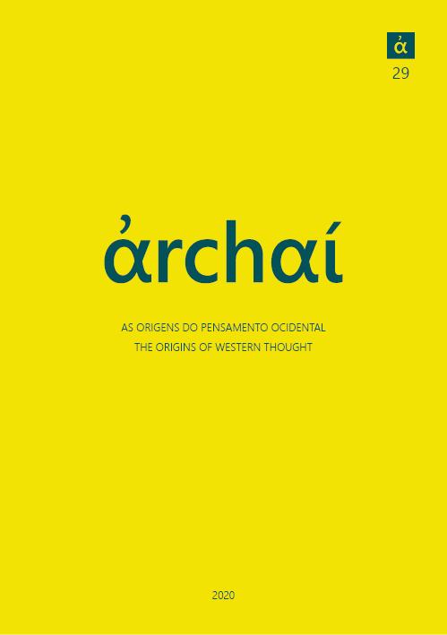 Archai 29 (2020 [2])
