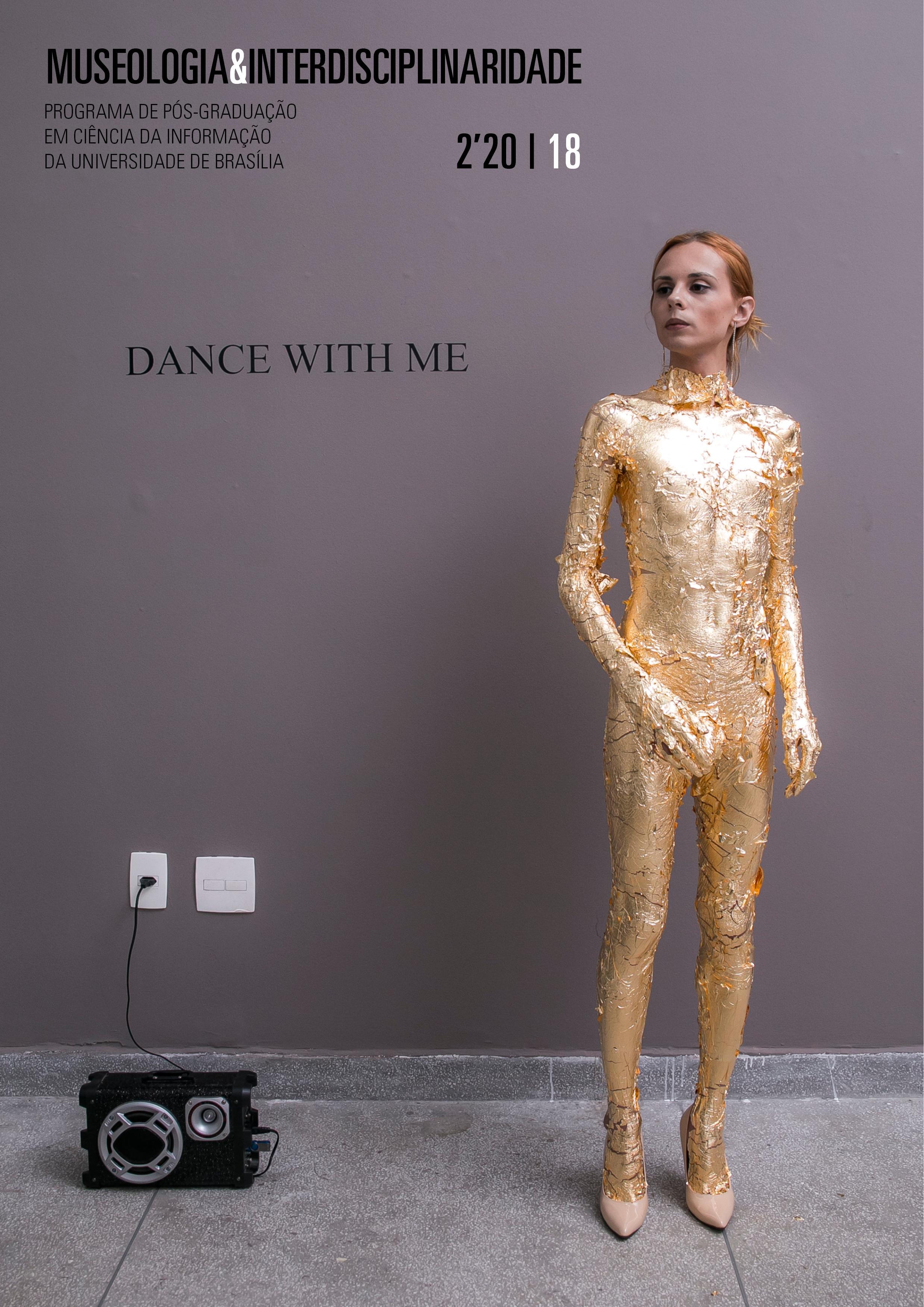 Dance with me (2018), de autoria de Élle de Bernardini. Créditos: cortesia da artista