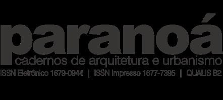 Cabeçalho Revista Paranoá