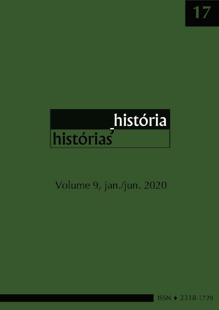 Visualizar v. 9 n. 17 (2021): História, Histórias