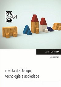 capa da revista de design
