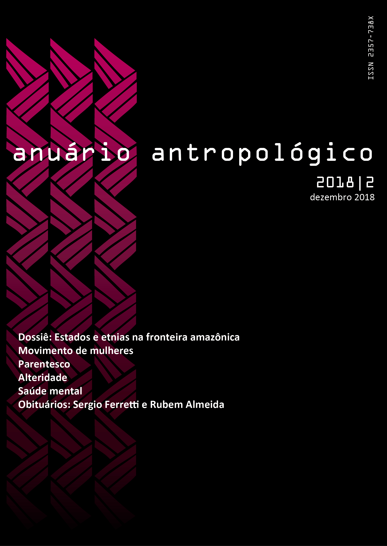 Visualizar v. 43 n. 2 (2018): Anuário Antropológico