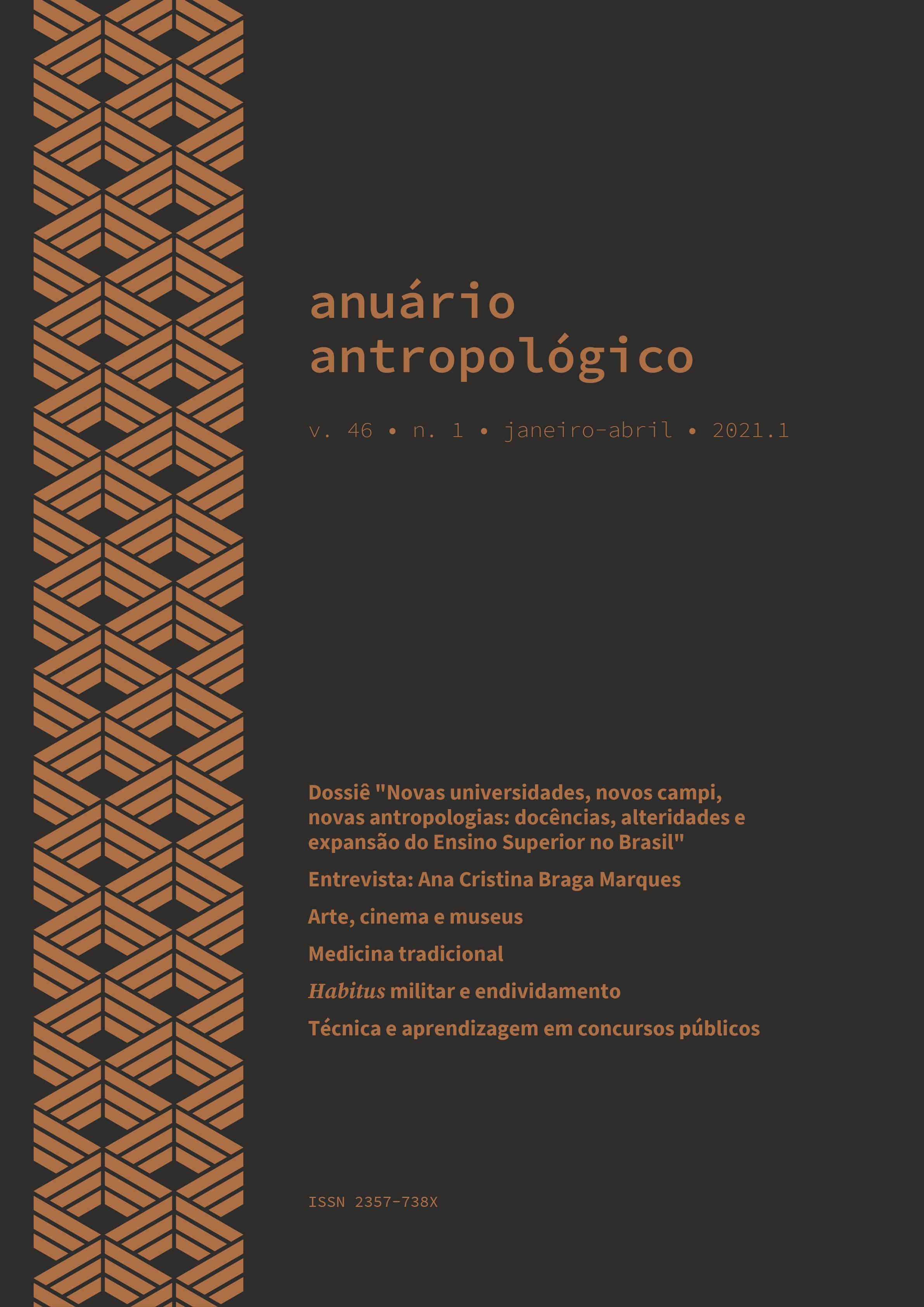 Visualizar v. 46 n. 1 (2021): Anuário Antropológico