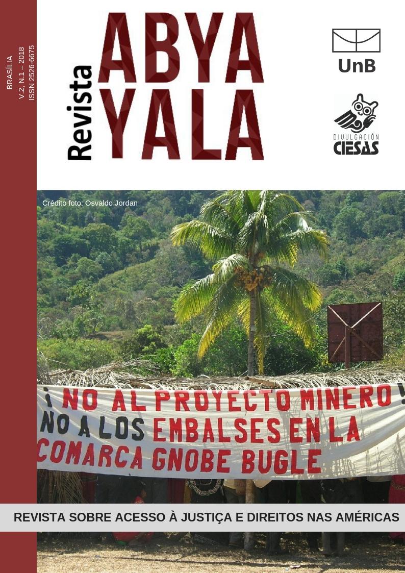 Revista Abya Yala, v.2, n.1, 2018