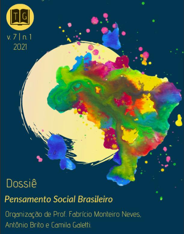 Visualizar v. 7 n. 1 (2021): Dossiê Pensamento Social Brasileiro