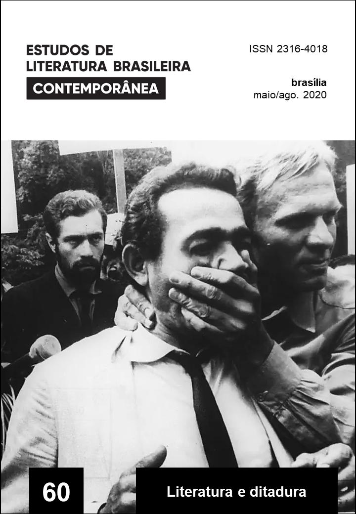 Visualizar n. 60 (2020): Literatura e ditadura - Rita Olivieri-Godet e Mireille Garcia (org.)