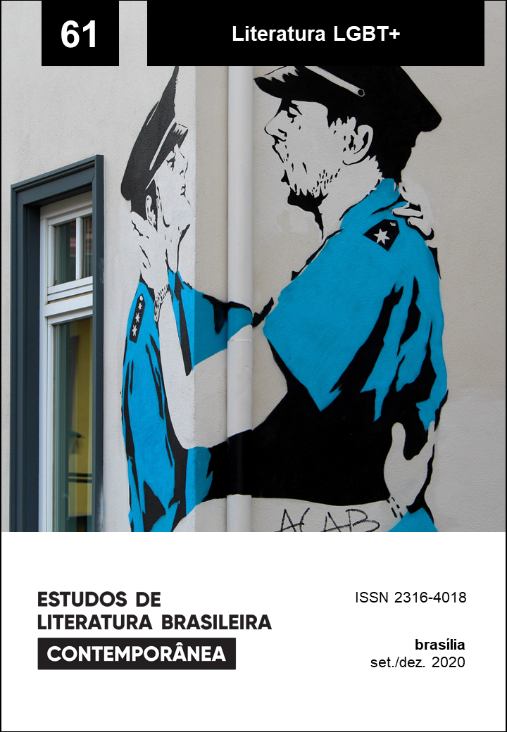 Visualizar n. 61 (2020): Literatura LGBT+ - Amara Moira e Tatiana Nascimento (org.)