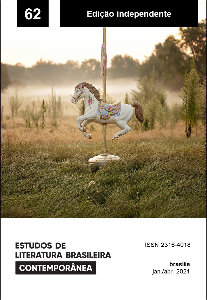Visualizar n. 62 (2021): Edição independente - Flávia Denise de Magalhães e Paula Renata Moreira (org.)