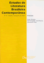 Visualizar n. 13 (2001): Poesia
