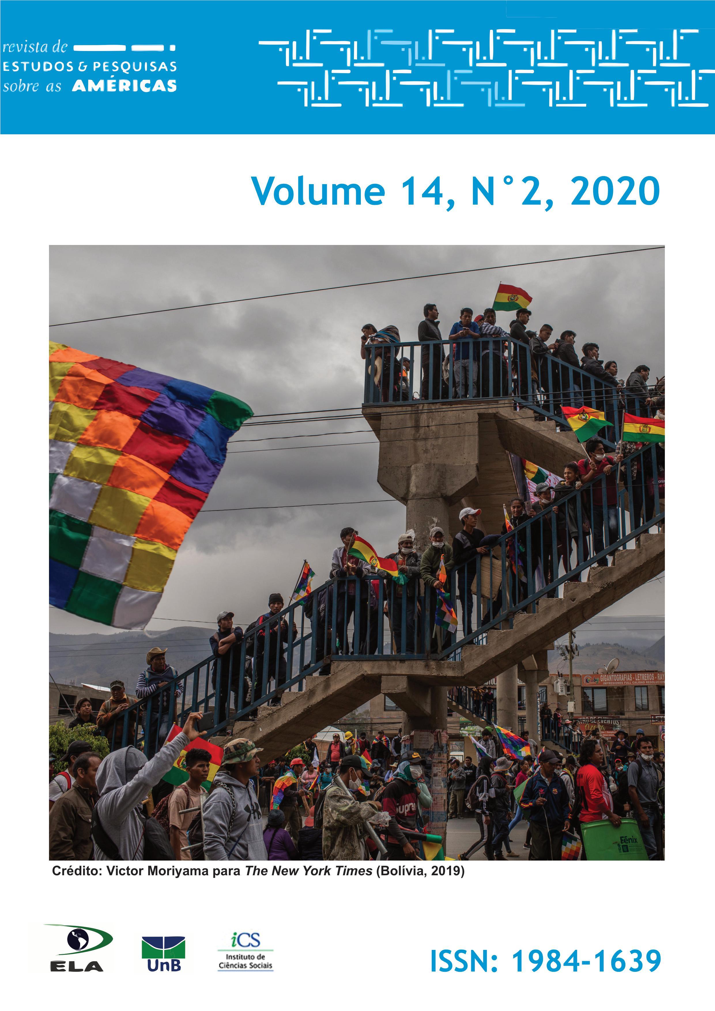 Visualizar v. 14 n. 2 (2020): Crises políticas na América Latina
