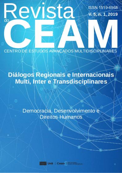 Visualizar v. 5 n. 1 (2019): Diálogos regionais e internacionais, multi, inter e transdisciplanares