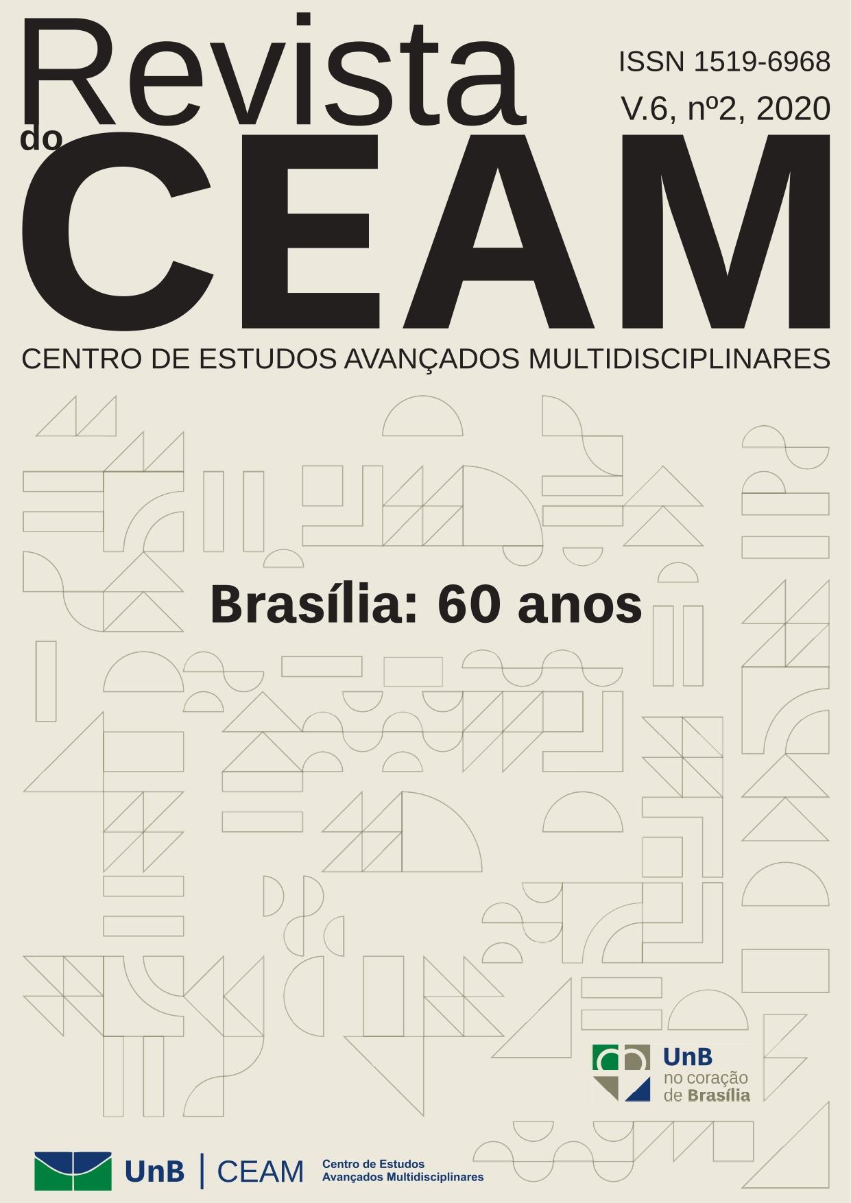 Visualizar v. 6 n. 2 (2020): 60 aniversário da fundação de Brasília