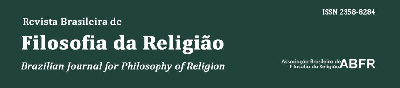logo Revista Brasileira de  Filosofia da Religião
