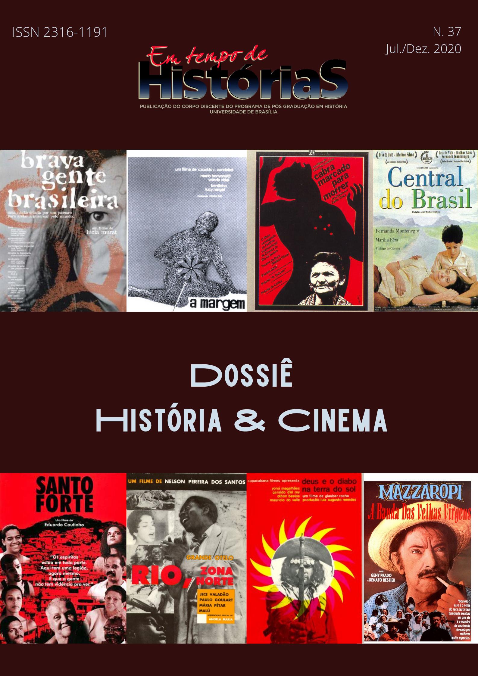 Visualizar v. 1 n. 37 (2020): Dossiê História & Cinema