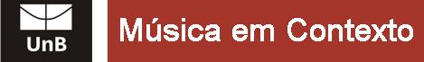 Logo da Revista Música Em Contexto