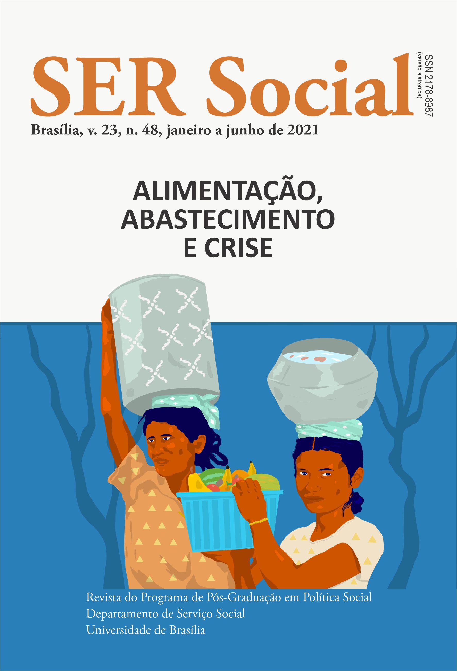 Visualizar v. 23 n. 48 (2021): Alimentação, abastecimento e crise