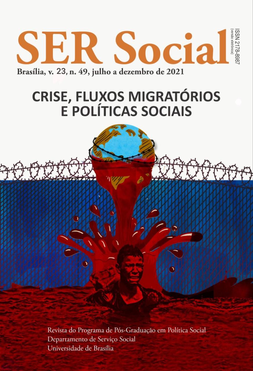 Visualizar v. 23 n. 49 (2021): Crise, fluxos migratórios e políticas sociais